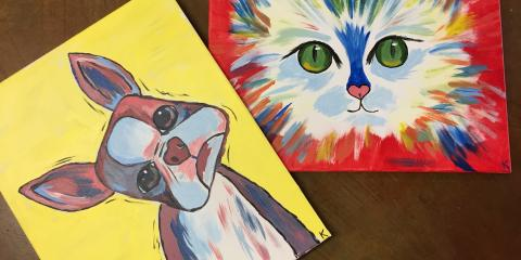 Paint your Pet!!, Maryland Heights, Missouri