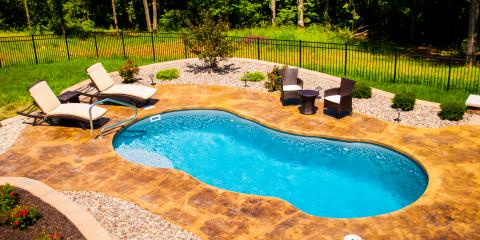 Top 4 Concrete Pool Deck Options to Choose From  , 10, Illinois