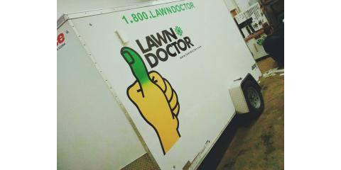 Lawn Doctor Trailer, Columbus, Ohio