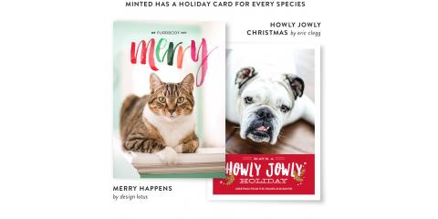 Get 15% OFF & 15% DONATED to Nutmeg Clinic at Minted.com!, Stratford, Connecticut