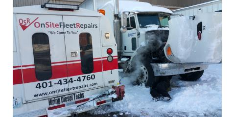 Commercial Truck Maintenance Tips to Keep You Safe on the Road, East Providence, Rhode Island