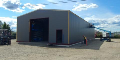 3 Ways a Pre-Engineered Metal Building Can Save You Money on Your Next Commercial Project, Fairbanks, Alaska