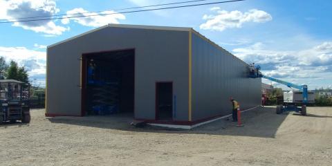 4 FAQ About Pre-Engineered Metal Buildings, Fairbanks, Alaska