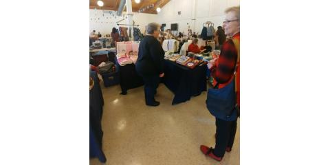 Hillview Holiday Craft & Gift Show, La Crosse, Wisconsin