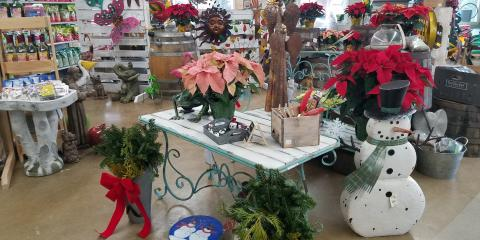 CHRISTMAS GIFT SHOPPING AT LAKEVIEW GARDEN CENTER, Fairfield, Ohio