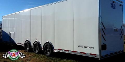 Vintage Pro Stock Race Trailer with Full Bath - In Stock Now!, Cuba, Missouri