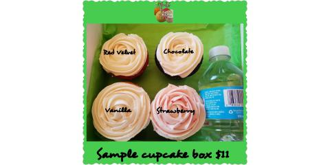 Sample Cupcake Box, Springfield, Ohio