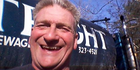 Solving Septic Problems - Stright Company - Septic Tank and Septic Solutions - Bob Aillery  , Stamford, Connecticut