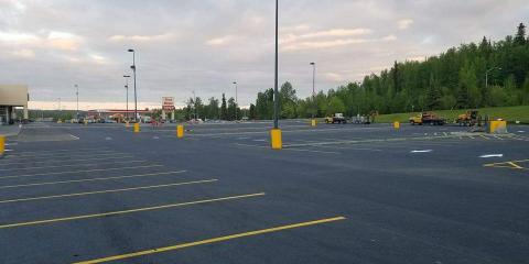 3 Signs Your Parking Lot Needs to Be Resurfaced, Anchorage, Alaska
