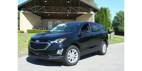The 2018 Chevrolet Equinox, Kiel, Wisconsin