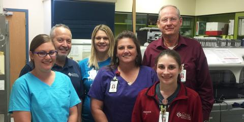 Coryell Memorial would like to recognize our Laboratory Team during Medical Laboratory Professionals Week. , Gatesville, Texas