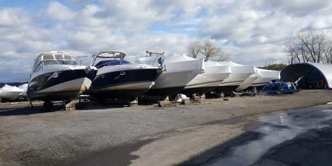 Winter Storage and Winterize boats, Irondequoit, New York