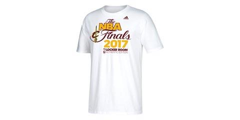 CAVS FINALS LOCKER ROOM TEES , Edgewood, Ohio