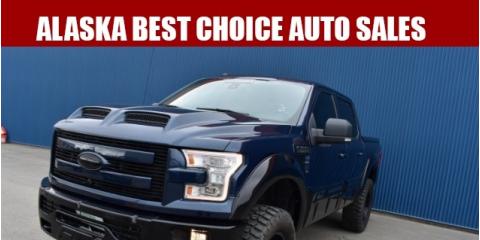 No Money Down on October Truck, SUV, & Car Sales, Anchorage, Alaska