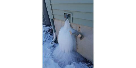 Tips to Avoid Frozen Water Lines, Cincinnati, Ohio
