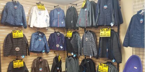 30% Off Columbia Jackets/Coats, Madison, Ohio
