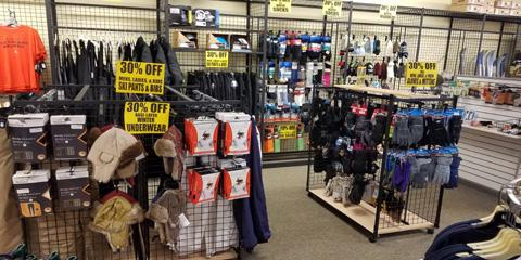 Winter Games Closeout Sale!, Madison, Ohio
