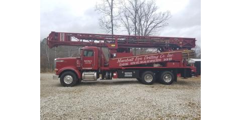 Marshall Eye Jr Water Well Drilling & Repair Service, Water Well Drilling, Services, Potosi, Missouri