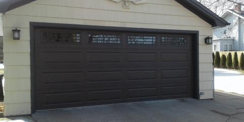 3 Simple Garage Door Makeover Ideas , Wisconsin Rapids, Wisconsin