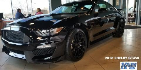 2018 SHELBY GT350 Has Arrived, Versailles, Kentucky