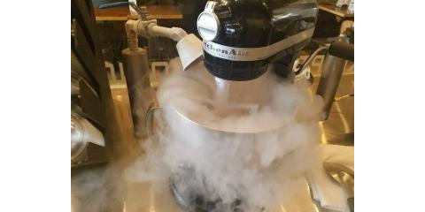 What Is Liquid Nitrogen Ice Cream & How Does It Work?, Cincinnati, Ohio