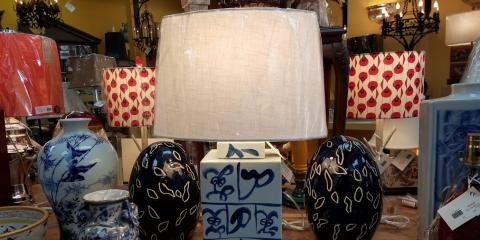 How to Choose the Right Shape & Color for Lamp Shades, Cincinnati, Ohio