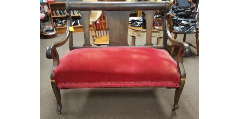 For sale vintage love seat..., St. Charles, Missouri