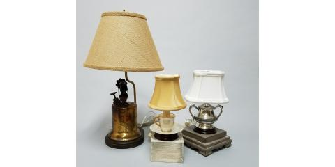 Top 3 Ways to Repurpose Family Heirlooms Into Custom Lighting, Cincinnati, Ohio