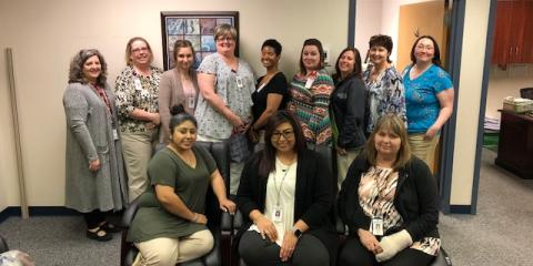 Health Information Professionals (HIP) Week! , Gatesville, Texas