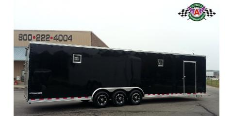 Basic Race Trailers at Basic Prices -- The Pace American Cargo Sport is the Perfect Set Up!, Cuba, Missouri