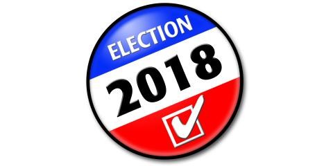 It's Election Day!!  Be sure to exercise your right to vote!!, Forked River, New Jersey