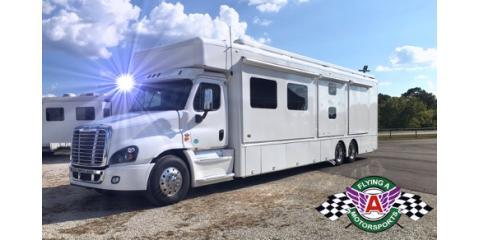 Ready to Upgrade your Motorhome? Take a Look at This 2018 NRC Motorhome in Stock Now!, Cuba, Missouri