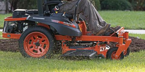 Should You Get a Lawn Tractor or a Zero Turn Radius Mower?, Winder, Georgia