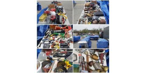 April 14th Worlds Largest Garage Sale 7am to 1pm, St. Charles, Missouri