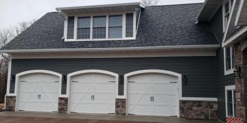 What You Should Know About Carriage Garage Doors, Wisconsin Rapids, Wisconsin