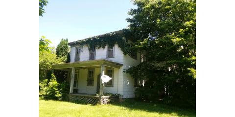 LAWRENCE REALTY, INC. New Listing at N1438 810th St. Hager City, WI w/ nearly 30 acres, listed by  Emma Fuller., Red Wing, Minnesota