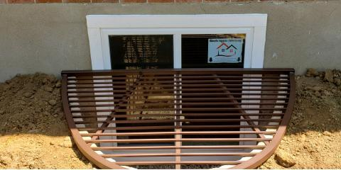 Egress Window System Install, Westfield, Indiana
