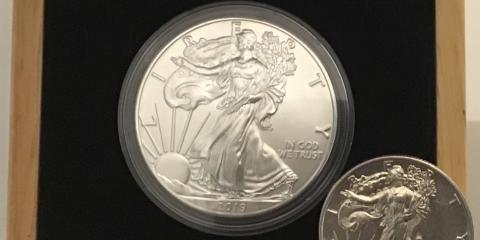 An Introduction to the 2020 Silver Eagle for Coin Collectors, Cincinnati, Ohio