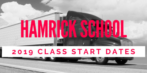 Hamrick School Announces 2019 Start Dates, Medina, Ohio
