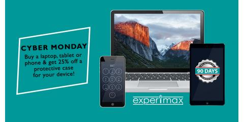 Cyber Monday -- 25% off a Protective Case for Your Device, Solon, Ohio