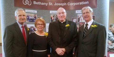 BSJ Corp Celebrates Iverson Freking Honorees, La Crosse, Wisconsin