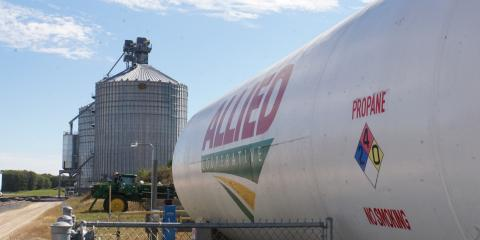 4 Ways Propane Helps With Grain Drying, Adams, Wisconsin