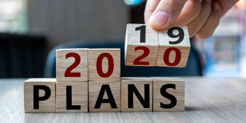 5 Business-Related New Year's Resolutions for 2020, Greensboro, North Carolina