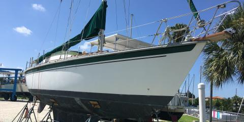 1983 Watkins 36' for Sale $9,900, New Port Richey, Florida