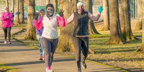 How to Stay Active While Taking COVID-19 Precautions, Jacksonville, Arkansas