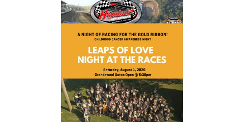 LOL Night At The Races - August 1, 2020!, Highland, Illinois