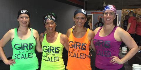 Heather Wein - Bombers CrossFit Member Spotlight, Beavercreek, Ohio