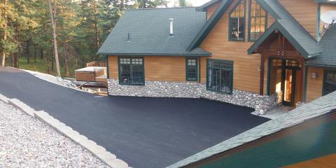 Glacier Paving Inc, Paving Contractors, Services, Kalispell, Montana