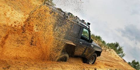 Off-Road Accessories Experts on Why You Should Never Take a Sedan Off-Roading, Miami, Ohio