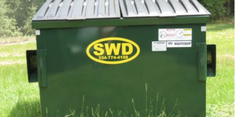 The Top 3 Dumpster Pest Control Suggestions, Ozark, Alabama